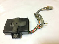 1984 Yamaha XT600 43F -  CDi UNIT BLACK BOX  - 1983-1989
