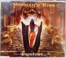Messiah's Kiss - Dragonheart (SPV/ Steamhammer Promo Metal CD) (CD 2007)