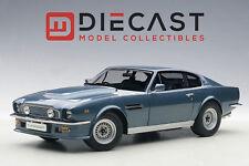 AUTOart 70223 Aston Martin V8 Vantage 1985, Chichester Blue 1:18TH Scale