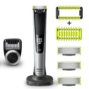 Philips Norelco OneBlade Pro Body and Facial Trimmer - QP6620/72