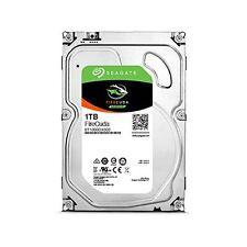 "1TB 3.5"" SATA Internal Solid State Hybrid Desktop Hard Drive SSHD FireCuda SSD"