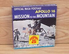 Genuine Columbia Pictures 8mm Film - Apollo- 16 Mission To The Mountain *READ*
