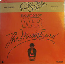 ► War - Ear Shot: Evolution of War: The Music Band  (MCA LA33-1816) (Promo only)