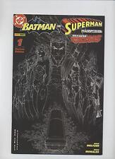 BATMAN / SUPERMAN IDENTITY CRISIS (deutsch)  # 1 VARIANT 800 Ex. - PANINI 2005