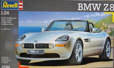 KIT REVELL 1:24 AUTO DA MONTARE BMW Z8  LUNGHEZZA 18,5 CM  ART. 07382