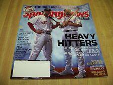 Sporting News Magazine 2/14/2011 Boston Red Sox Carl Crawford/Adrian Gonzalez