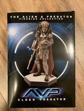 Alien vs Predator Elder Predator 1:16 Scale Eaglemoss AVP Xenomorph