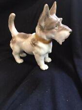 Vintage Scottie-Terrier china dog figurine. No chips or cracks. Made in Japan