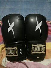 Excalibur boxing gloves 14 oz