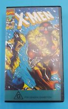 X-Men VHS 3 Captive Hearts and Cold Vengeance