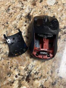 Logitech M525 Wireless Laser Mouse - Black
