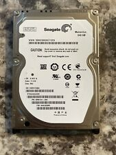 "Seagate 640GB SATA Laptop Hard Drive HDD 5400RPM 2.5"" ST9640320AS  FULLY TESTED!"
