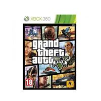 Grand Theft Auto 5 (360) BRAND NEW SEALED PAL GTA 5