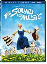 The Sound of Music 50th Anniversary Edition Region 1 DVD