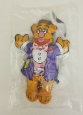 FOZZIE 1998 Blockbuster Muppets Show Movie Star Bear Plush Sealed Package New