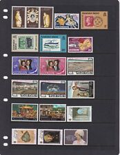 Ascension Island Mint Stamps in Sets MNH(2 pictures)