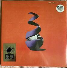RARE Neck Deep All Distortions Are Intentional Yellow w/ Purple Splatter Vinyl