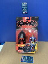 Batman & Robin Deluxe Glacier Battle Robin action figure Kenner 1997 - MIB