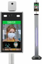 Face Recognition Temperature Measuring Device Display (with stand and mounting)