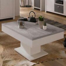 Couchtisch Wohnzimmertisch Designertisch Tisch Beistelltisch Tische 80x80 beton