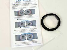 LensLink - Link Samsung NX1000 20-50mm lenses & others) - Twin camera 3D stereo