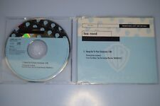 Lou Reed ‎– Hang On To Your Emotions CD-Single promo