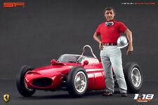 1/18 Rennfahrerfigur Graf BERGHE v TRIPS von Scale Figures für CMC Autoart Exoto