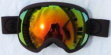 $180 Electric EG2 Mens Winter Snow Ski Goggles Red Solex spy Mirror smith Lens