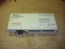 Cabletron Systems  (MR9TE) 8-Ports RJ45 External Hub Managed Fiber Optic Input