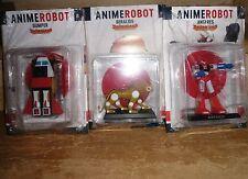 3 Figures Anime Robot Centauria DALTANIOUS Disassembled Beralios Gumper Antares