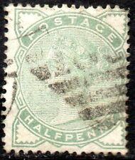 1880 Sg 164 ½d Green 193 Dungannon Duplex Cancellation
