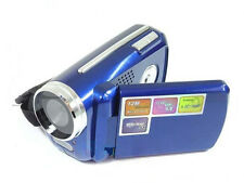Mini DV Camcorder 1.8 inch LCD 12MP 4xZoom Video Camera Best Kids gift Blue