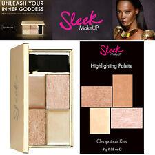Sleek MakeUP - Cleopatra Highlighting Palette Shimmer Pulver Cream Highlighter