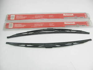 """1998-2004 Ford Mustang GENUINE OEM Ford Windshield Wiper Blade Sets PAIR 20"""" X 2"""