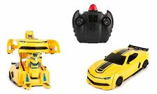 Yello Wall-Climbing Transformable Robot comes with Remote and USB Charger