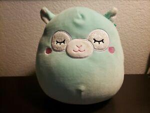 "Squishmallow Miley the Llama 8"" Medium Mint Kelly Toy Plush 2020"