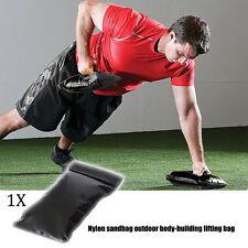 1pc Nylon Punching Bag 11LB Training Sandbag for MMA Boxing Kick Fight HOT SELL