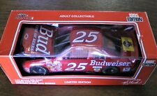Ken Schrader  BUDWISER #25 CHEVY  1995 Racing Champions 1:18   Ltd. Edition  PPD