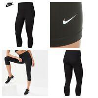 Nike One Tight Women's Capri Running Fitness Gym Tights Sports BV0003 S M L XL
