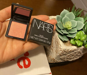 Nars Blush Orgasm - Smallest Mini Size 0.04 oz / 1.2 g New In Box