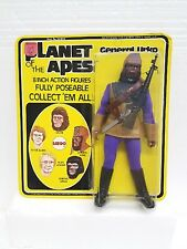 VTG Planet of the Apes mego action figure Pota General Urko sealed unpunchedCard