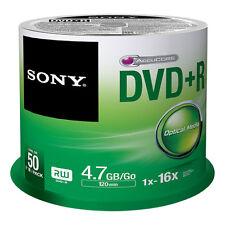 Sony CD-, DVD- & Blu-ray mit 4,7 GB-Rohlinge