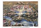 "1900 Pan-American Exposition, Buffalo, NY Map Art Print 13"" x 19"" Reproduction"