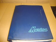 MORRIS MARINA REPAIR OPERATION MANUAL 1973  5th EDITION