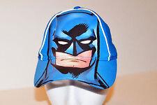 Toddler Batman Cap Hat 2T to 5T DC Comics Adjustable Washable