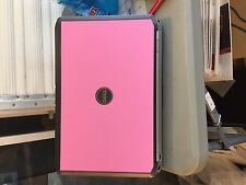 PINK Vinyl Lid Skin Cover Decal fits Dell Latitude E5520 and E5530 Laptop