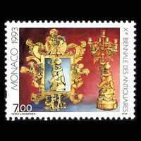 Monaco 1993 - 10th Antiques Biennale Art - Sc 1856 MNH