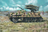 Roden 714 - 1:72 Veicolo Sd. 4/1 Panzerwerfer 42 ( Tardi) - Nuovo