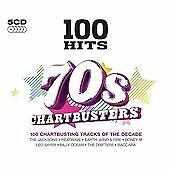 Various Artists - 100 Hits (70s Chartbusters, 2013)5 cd box collection