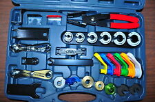 Master Plus Disconnect Set Inc fuel line quick connect,spring lock coupler Lisle